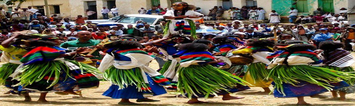 Ashenda in Ethiopia