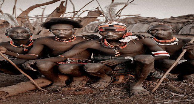 Daasanech or Dassanech Tribe