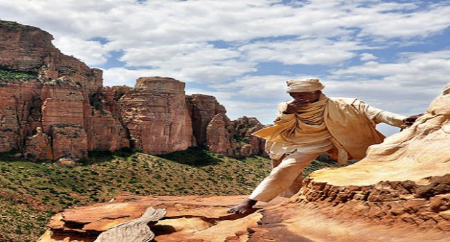 Rock churches of Tigray