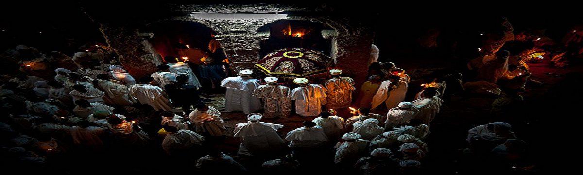 The Ethiopian Easter(Fasika)