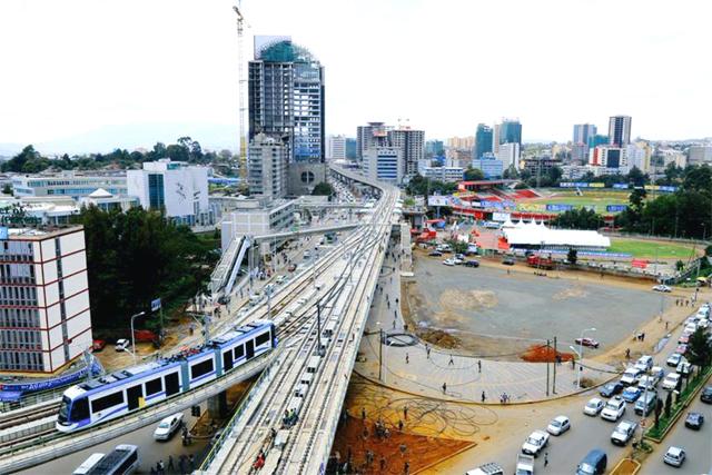 Day 14 Kombolcha to Addis Ababa