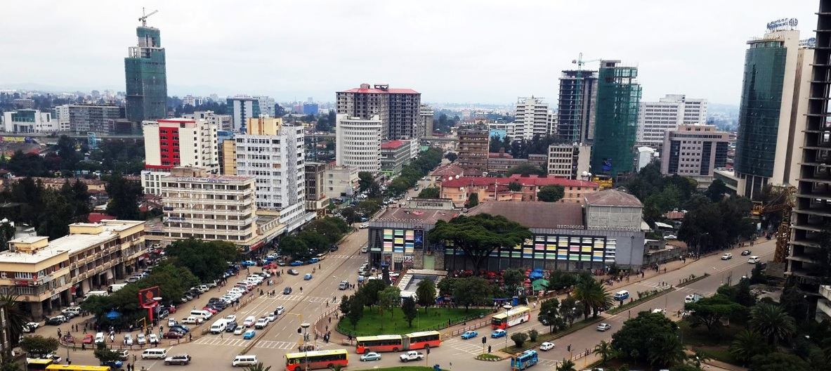 Day 1 Addis Ababa