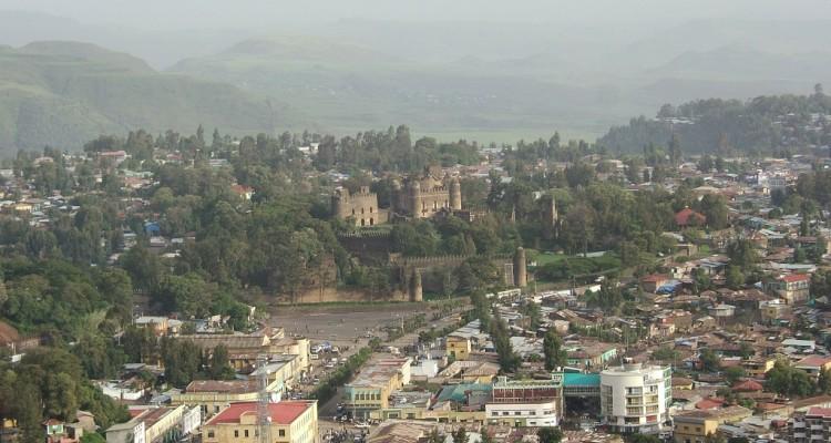Day 1 Flight to Gondar